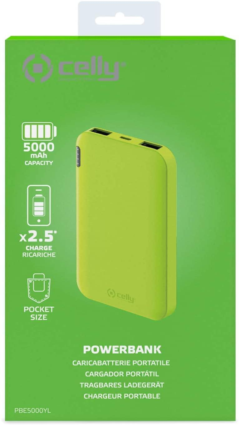 POWERBANK ENERGY 5000MAH YL