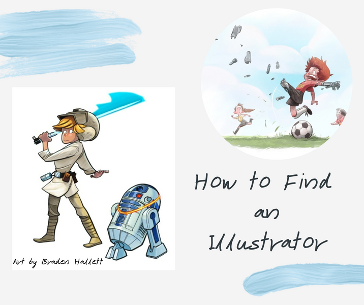 How to Find an Illustrator