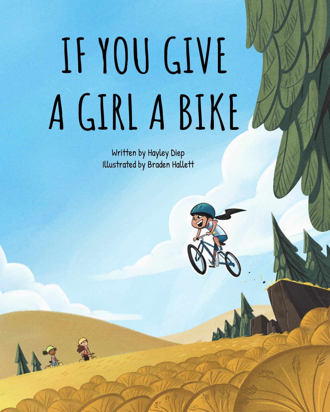 If You Give a Girl a Bike (Hardcover)