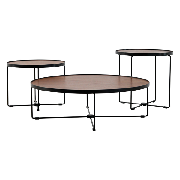 Etc. Taron Tables (Set of 3)