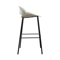 Etc. Irma Bar Stool, Plastic