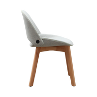 Etc. Irma Side Chair, Upholstered