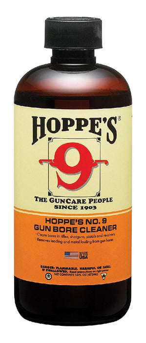 HOPPES NO.9 SOLVENT 473ML