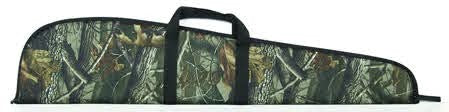 ALLEN RED MESA SCOPED RIFLE CASE CAMO/GREEN 46""