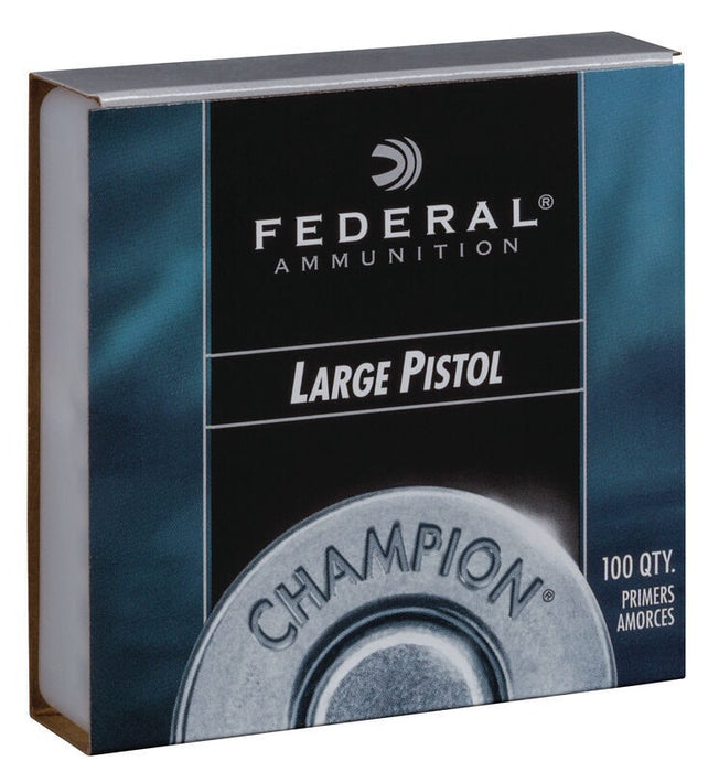 FEDERAL LARGE PISTOL PRIMERS NO.150 100PK