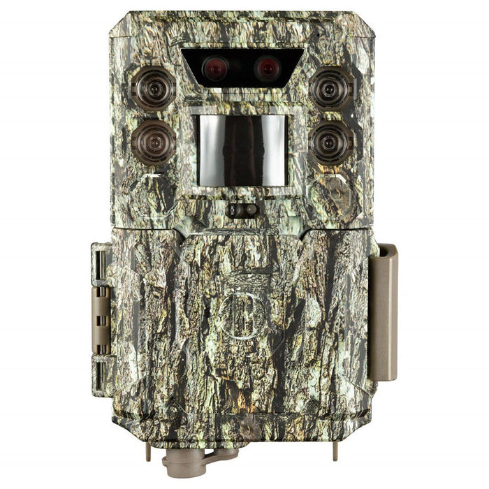 BUSHNELL TROPHY CAM 30MP DUAL CORE TREEBARK LOW GLOW