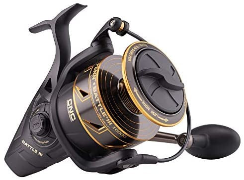 PENN BATTLE III SPIN REEL