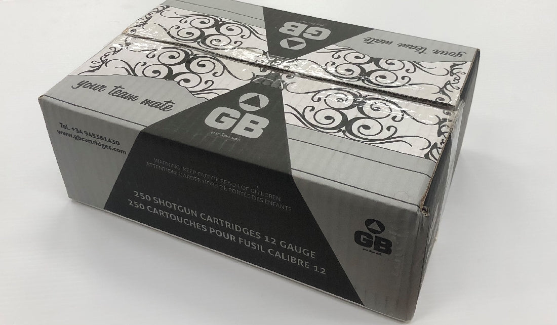 GB DUCK SHOTSHELL RAPID STEEL 32GM 4 SLAB 250