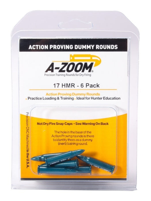 A-ZOOM SNAP CAPS 17HMR
