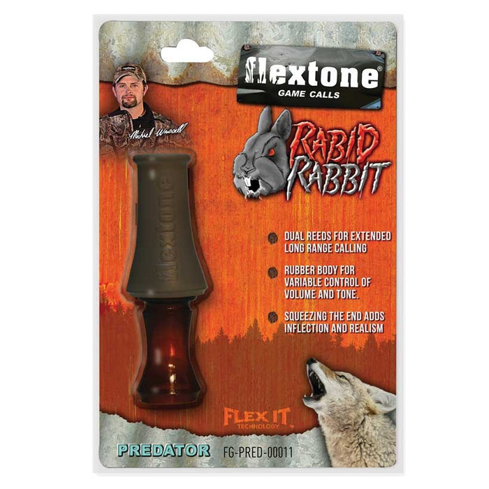 FLEXTONE RABID RABBIT FOX CALL