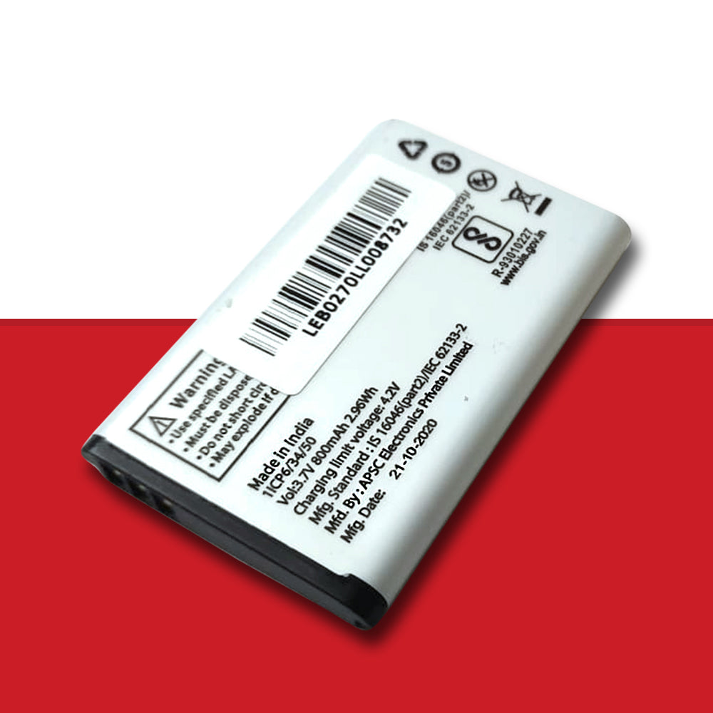 Lava BL5C Battery LEB027