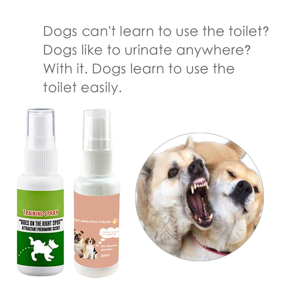 House Training Pet Spray