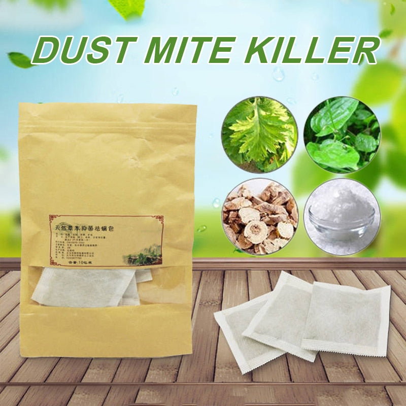 Dust Mites Killer Natural Mite Eliminator For Pet Dog