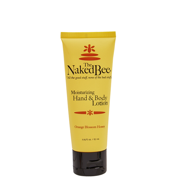 The Naked Bee Hand & Body Lotion-2.25oz