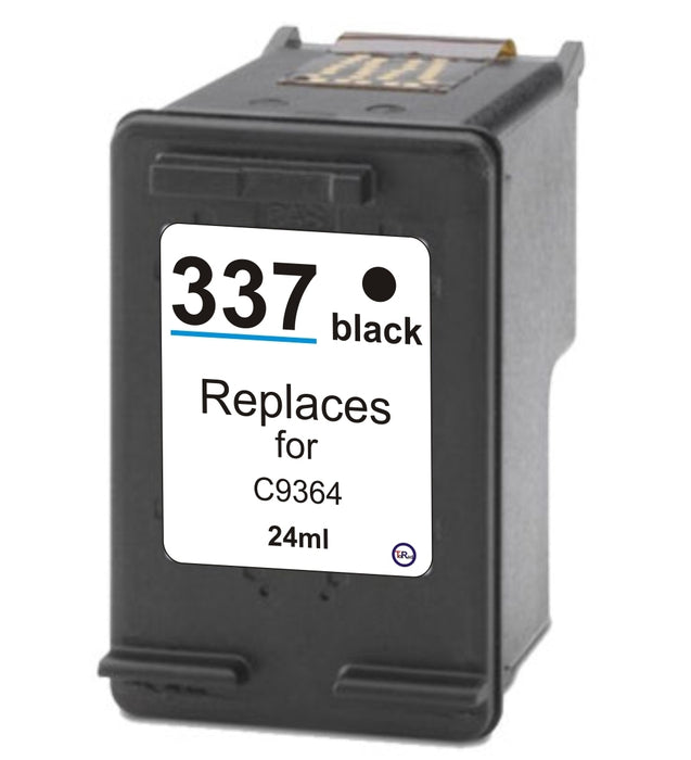 337 - Black Inkjet Print Cartridge (Dynamo Compatible)