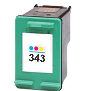Dynamo 343 - Tri-color Inkjet Print Cartridge