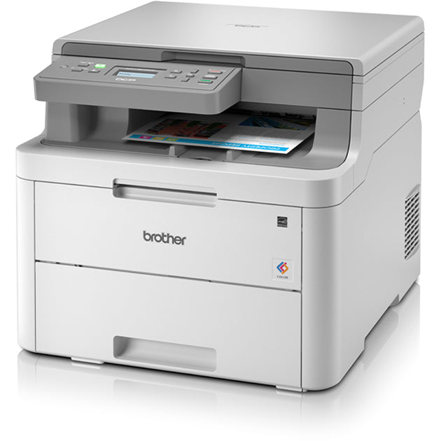 Brother DCP-L3510CDW Colour Wireless LED Multifunction 3-in-1 Printer