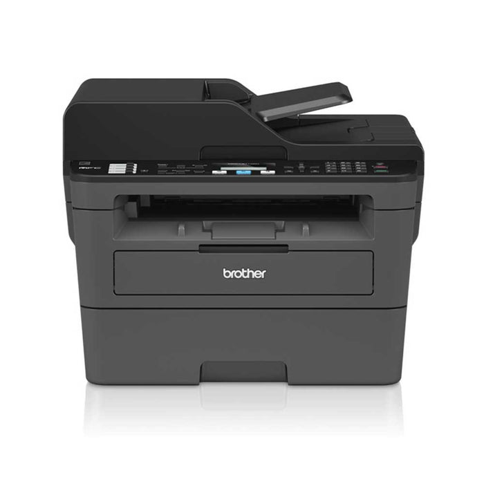 Brother MFC-L2710DN Multifunction MFP Duplex 4 in 1 with Print,Copy,Fax and Scan A4 Mono Laser Printer