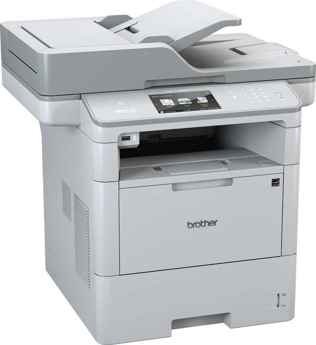 Brother MFC-L6800DWT Multifunction Duplex Wireless Network with Additional Paper Tray A4 Mono Laser Printer