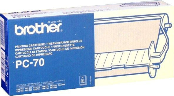 Brother PC-70 Print Roll and Casette