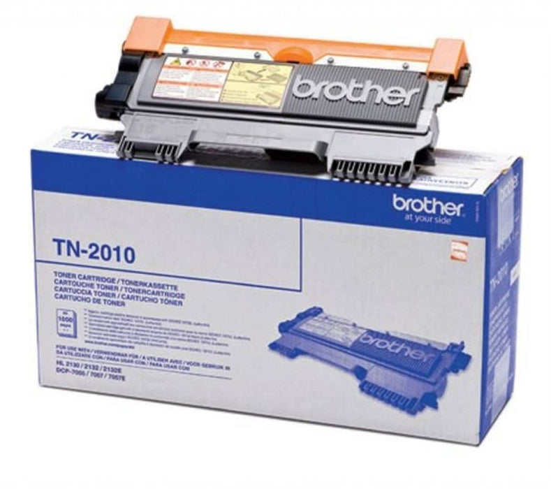 Brother TN-2010 Black Toner Cartridge (Original)