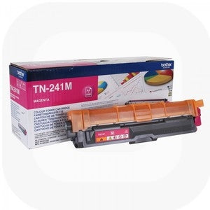Brother TN-241 Magenta Toner Cartridge (Original)