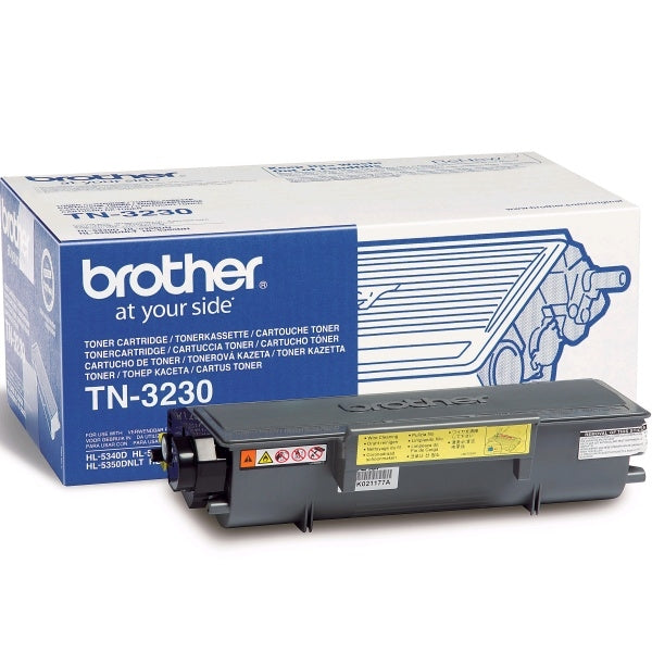 Brother TN-3230 Original Black Toner
