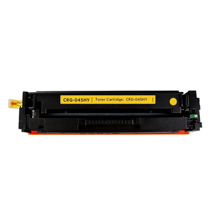 Canon 045H High Capacity Yellow Toner Dynamo Compatible)