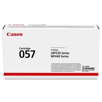 Canon 057 Original Black Toner