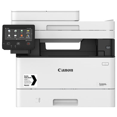 Canon i-SENSYS MF449X Multifunction MFP Duplex Wireless Network 4 in 1 with Print, Copy and Scan Mono A4 Laser Printer