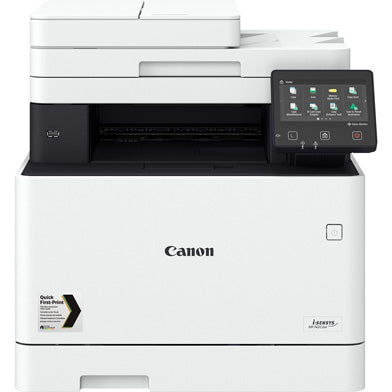 Canon i-SENSYS MF742CDW A4 Colour Duplex Wireless Multifunction Laser Printer