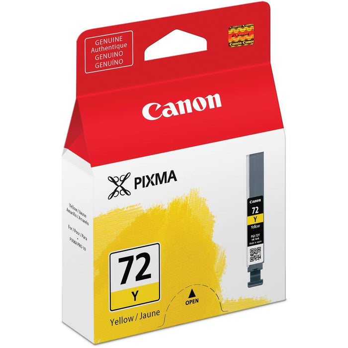 Canon PGI-72 Y Original Yellow Ink