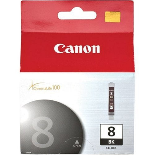 Canon CLI-8BK Black Ink Cartridge (Original)