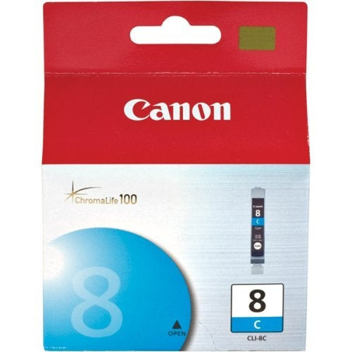 Canon CLI-8C Cyan Ink Cartridge (Original)