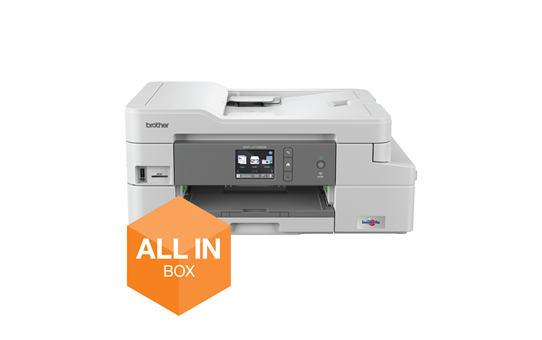 Brother DCP-J1100DW (All-in-Box) Multifunction Wireless A4 Colour Inkjet Printer