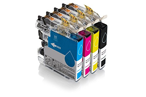 Dynamo Brother LC-221 Ink Multipack