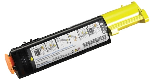 Dynamo 3100 (K4974) High Yield Yellow Toner