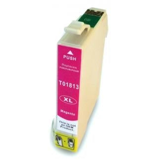 Dynamo Compatible Epson T1813 Magenta Ink Cartridge