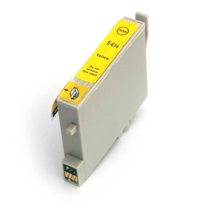 T0614 Yellow Ink Cartridge (Dynamo Compatible)