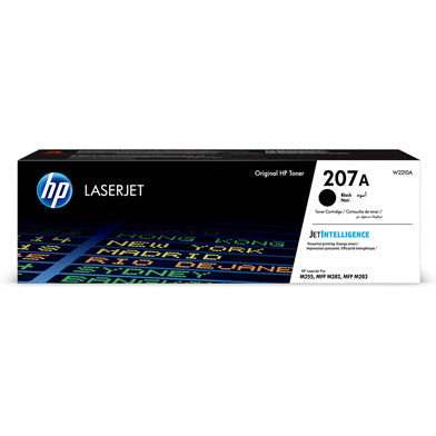 HP 207A Black Toner Cartridge