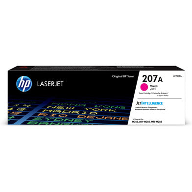 HP 207A Magenta Toner Cartridge
