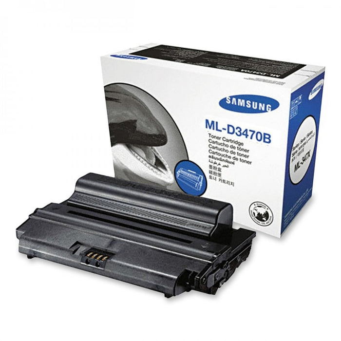 Samsung ML-D3470B Original High Yield Black Toner