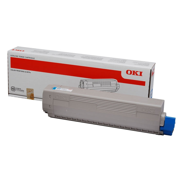 OKI 44844613 Yellow toner