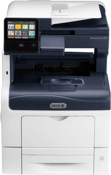 Xerox VersaLink C405N MFP Multifunction Simplex Network Wireless 4 in 1 with Print,Copy,Scan and Fax A4 Colour Laser Printer