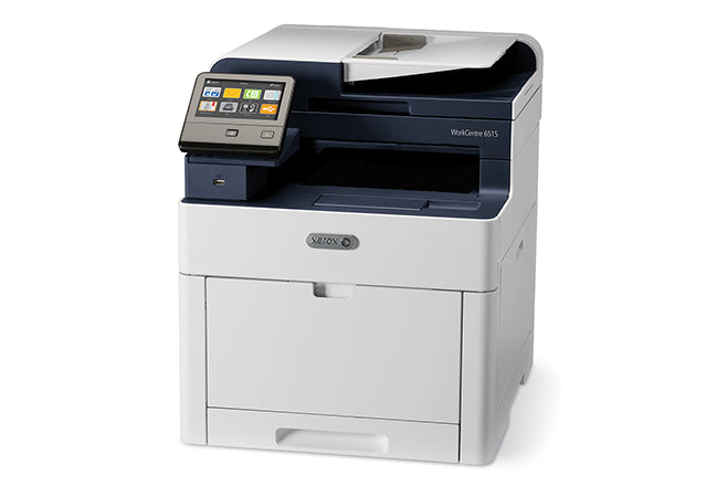 Xerox WorkCentre 6515NW MFP Multifunction Simplex Network Wireless 4 in 1 with Print,Copy,Scan and Fax A4 Colour Laser Printer