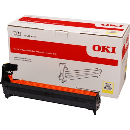 OKI 46507413 yellow Image Drum