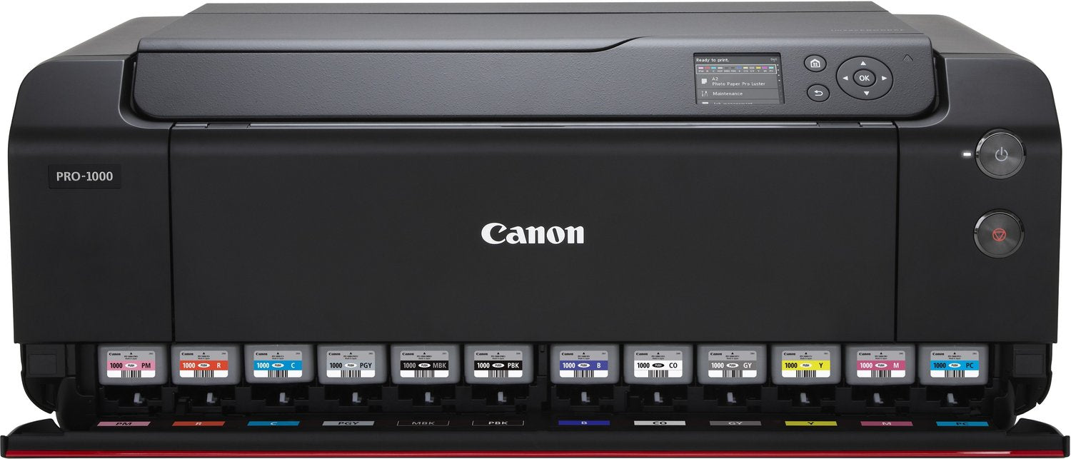 Canon imagePROGRAF PRO-1000 Wireless Network A2 Colour Inkjet Printer