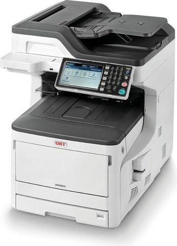 OKI MC853DNV Multifunction A3 Duplex Network Colour Laser Printer With 2nd, 3rd and 4th Tray
