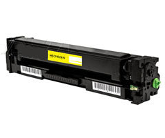CF402A (201A) yellow toner (Dynamo Compatible)