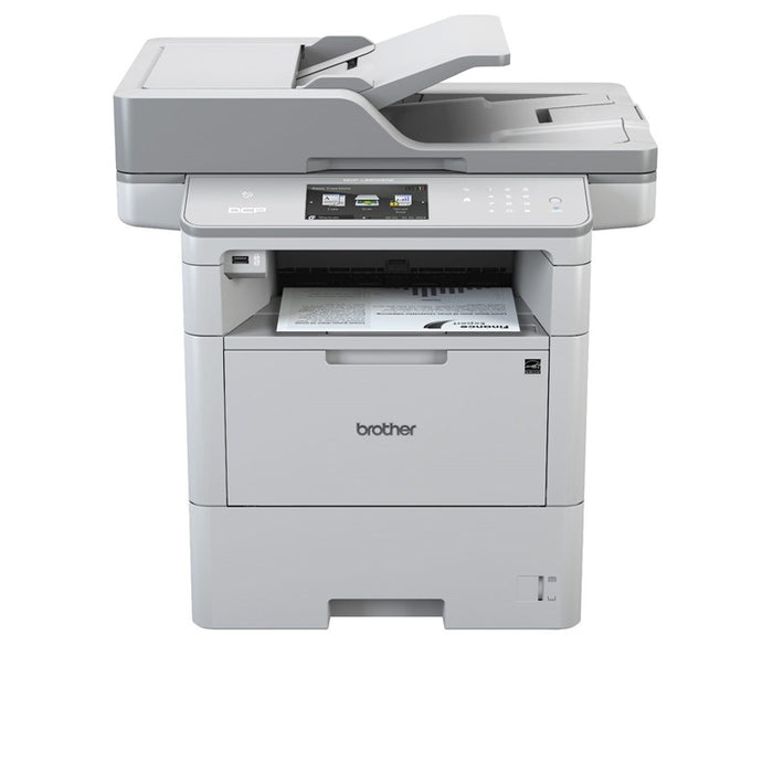 Brother DCP-L6600DW Multifunction Duplex Network A4 Mono Laser Printer